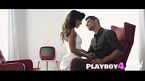 Hot Russian young girl banged by a guy