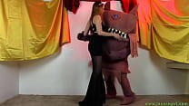Vore Monsters mEAT La Vore Girl #2