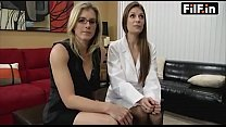 Cory Chase shows her Step Daughter how to play ...