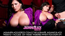Suck my tits while I fuck your man Jasmine Blac...