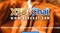 Multiplayer Biggest Xvideos 3D Virtual Fuck Cha...