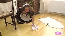 anal and blow job maid training. Japanese cospl...