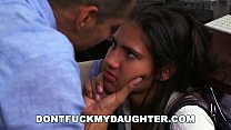 DONT FUCK MY DAUGHTER - My Boss's Young Daughte...