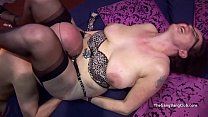 Regular guys get to use MILF Emma Butt and a ch...