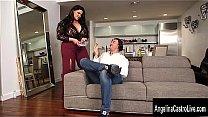 Angelina Castro and her slutty Italian friend R...