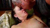 Super sexy oldspunker loves to masturbate her j...