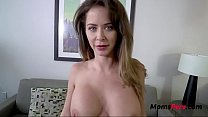 Big Tits Mom Got Herself Into Trouble With Son