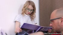 Casual Teen Sex - She can just feel knowledge p...