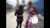 Black lesbian couple makes a sex tape