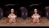 PORNBCN VR | The tattoed teen PRVega in the DAR...