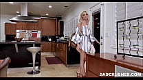 Young Petite Blonde Teen Step Daughter Fucked B...