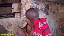 small tit skinny extreme hairy african girl get...