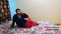 Indian thick ass MILF welcome the new year gett...