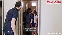 PORNO ACADEMIE - (Mina Sauvage, Eddy Blackone &...