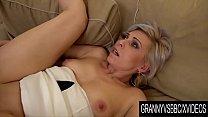 GrannyVsBBC - Kathy White Creampied