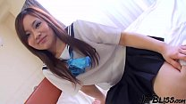 Horny Japanese College Student Wants The Creampie