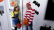 BANGBROS - Where's Waldo? LOL Young Evelin Ston...