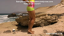 Sindy Rose extreme anal tricks in public 27.may...