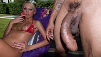 BANGBROS - This Tiny Lil' Thing Takes A Curved ...