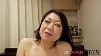 Hairy Japanese MILF Fucked - JapanLust