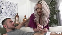 Sexy MILF Brook Page and stepson Dante Colle co...