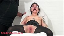 Doctors humiliation punishment of japanese slav...
