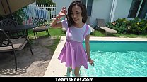 Exxxtra Small - Skinny Teen (Kiley Jay) Excited...