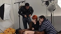 Perfect Nasty Bitch for 2 Perfect Cocks - (HD S...