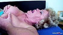 EXTREM OLD GRANDMA GET ROUGH SEX BY BIG DICK ST...
