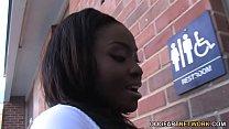 Ebony Osa Lovely Takes Big Cock