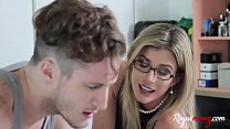 Watch MOM will help me soothe my dick preview
