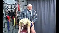 Older severe amateur bondage
