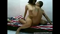 Cute asian girls shagging and sucking dicks in ...