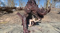 Fallout 4 The monster