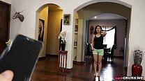 Petite teen Penelope Reed was looking for her p...