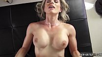 Girl has sex for first time Cory Chase black fu...