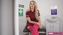 nasty nurse upskirt voyeur
