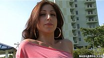 Pretty Latina in Miami
