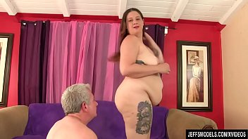 BBW Anal med Kailei Raynes...
