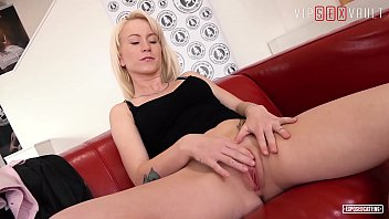AMATEUR EURO - Euro Blondie Licky Lex Gets Her Ass Drilled By A Pro Thumbnail