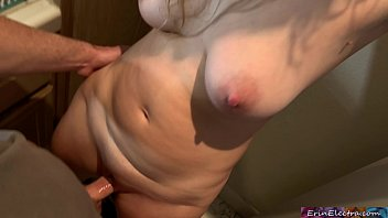 Stepmom gets you to help with her lingerie but really just wants your dick (POV)