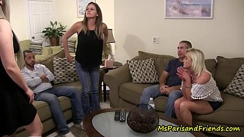 Taboo Family Has a Meeting and Everybody Starts Fucking