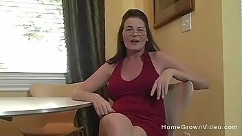 Hot milf fucked in her own homemade porno Thumbnail