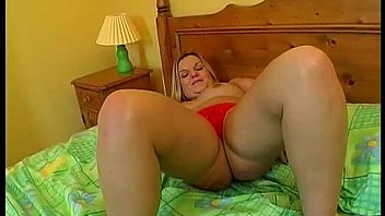 Sexy Blonde Godes Chatte Et...