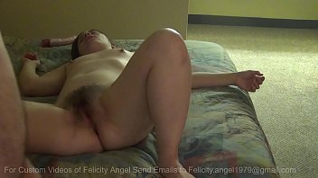 Hairy Girl Fucked To Orgasm