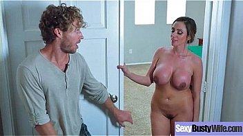 (Ariella Ferrera) Slut Hot Big Tits Mommy Love To Bang video-03
