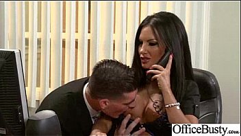 Sex Tape With Busty Horny Office Girl clip-20
