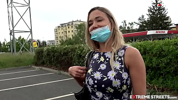 EXTREME STREETS - Hot Wife Cheating On Her Husband For Money