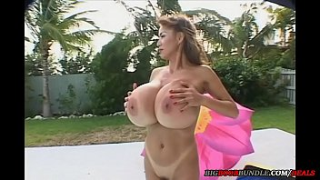 the asian mature with massive boobs