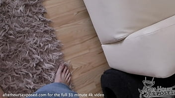tattoo teen deadseal andy teen stretching her hole with a big dildo and giving blowjob